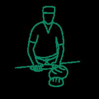 illustration boulanger lebonpicnic