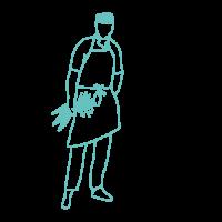 chef seul illustration lebonpicnic
