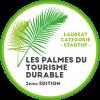 Macaron Lauréat des Palmes du Tourisme Durable 2ème édition