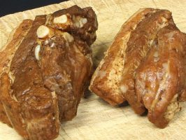 Rillons de porc roi rose de Touraine