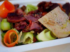 salade landaise du restaurant le renaissance