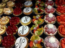 Tartelettes en folie de la boulangerie Les Délices de Thouaré